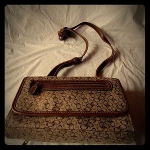 Rosetti brown purse